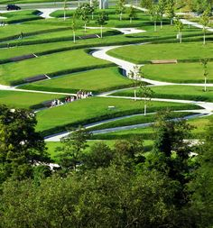 Future Park Killesberg by Rainer Schmidt LA