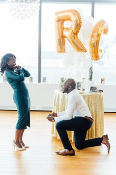 The ultimate romantic surprise proposal! #engagement #howheasked #love