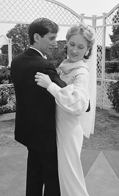 Meryl Streep Prom