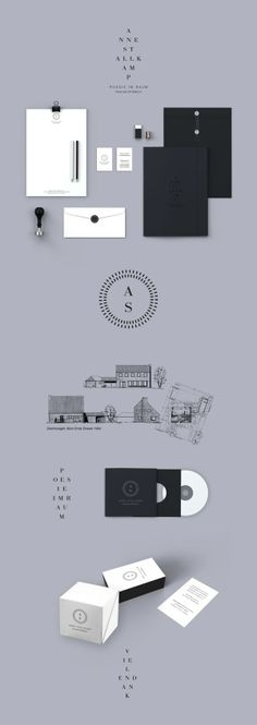 POESIE IM RAUM on Behance | Branding | Pinterest