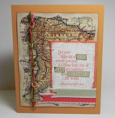 Overwhelm the world by AnniePanda - Cards and Paper Crafts at Splitcoaststampers
