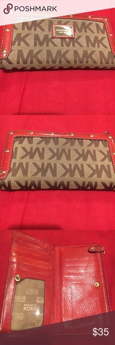Michael Kors Wallet Used Bags Wallets