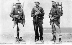 Legionnaires, Algeria, 20th century.