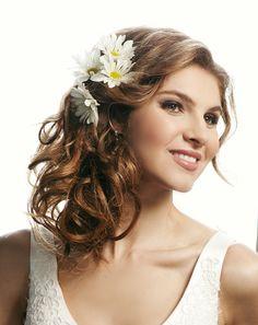 - Inspirationen: 55 Frisuren halboffen - Beauty, Styling, Braut, Bräutigam, Brautmutter, Bräutigammutter, Tipps, DIY, Kosmetik, Selbermachen, Brautjungfern,Hairstyles