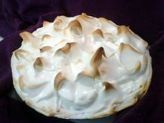 """Lois's Magic Lemon Pie! 5.00 stars, 2 reviews. """"Turned out great and easy to make :-)"""" @allthecooks #recipe"""