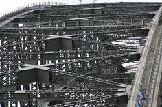 Do a 'walk' across the top of Sydney Harbour Bridge.....