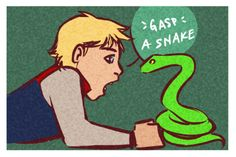 Loki snake pt1