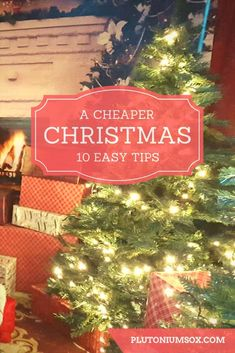10 tips for cutting the cost of Christmas