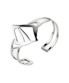 Nikama Silta käsirengas, kiillotettu Cufflinks, Jewelry Design, Bracelets, Silver, Accessories, Bracelet, Wedding Cufflinks, Arm Bracelets, Bangle