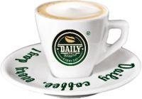 Šálka na kávu dvojité espresso (Daily Coffee)