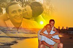 Am 7.7.2007 durfte ich meine Sandkastenliebe heiraten. 20 Jahre hatten wir uns nicht mehr gesehen und dann wieder getroffen....