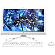 HP 22-b016 All-In-One Desktop (Intel Pentium J3710, 4Gb Ram, 1Tb Hdd) With Windows 10  $404