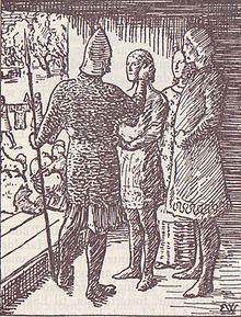 Håkon Eiriksson (Håkon Eiriksson Ladejarl), født ca. 998, død ca. 1029, var sønn av Eirik Håkonsson Ladejarl og Gyda Sveinsdatter, datter av Svein Tjugeskjegg. Han var sønnesønn av Håkon Sigurdsson ladejarl, norsk regent fra ca 970 til 995