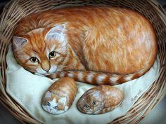 Passion galets peints - 2bb pour Foxie