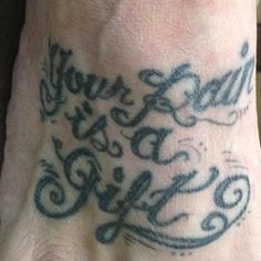 @Shinedown Tattoo submitted by @faithmartin22 #YourPainIsYourGift @TheBrentSmith #ShinedownTattoos #Shinedown #ShinedownInk