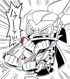 ARMS Ninjara by いっちょ…すの! (@sunoko24) | Twitter con contenuti