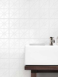 Southern Cross Ceramics Coastal Bathrooms, Ensuite Bathrooms, Laundry In Bathroom, Bathroom Renos, Small Bathroom, Bathroom Ideas, Bathroom Vanities, Bathroom Designs, Feature Tiles