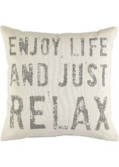 Price search results for Matalan Enjoy Life Print Cushion x in one size Uk Online Shopping Sites, Matalan, Printed Cushions, Just Relax, Throw Pillows, Creative, Life, Bedroom Ideas, Toss Pillows