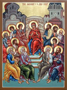 A gallery of Orthodox Iconography from master Iconographer Father Matthew Garrett. Icons for sale and commission, as well as info on icon classes and workshops Religious Images, Religious Icons, Religious Art, Matthew Garrett, Catholic Sacraments, Greek Icons, Christian Artwork, Holy Rosary, Catholic Art