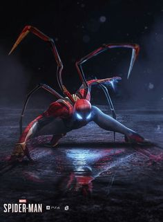 Check out our Sortable Avengers Fanfiction Re - - Ideas of - Iron Spider-Man Love Marvel? Check out our Sortable Avengers Fanfiction Rec List fanfictionrecomme Amazing Spiderman, Spiderman Art, Spiderman Images, Marvel Images, Marvel Comics, Marvel Heroes, Marvel Characters, Marvel Avengers, Ms Marvel