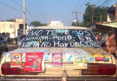 Obvio: los q protestan son solo los oligarcas RT @javier herrera ortega: En  #Maracaibo --> pic.twitter.com/6jnRT9FWmp    14-03-14