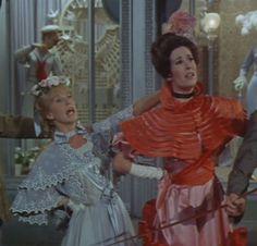 Irene Sharaff - Costumes de Films - Hello Dolly - 1969 - Marianne McAndrew et E. J. Peaker