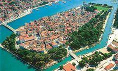 Islet of Trogir, Trogir, Croatia
