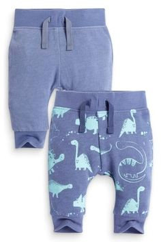 Buy Two Pack Dino Joggers (0-18mths) from the Next UK online shop