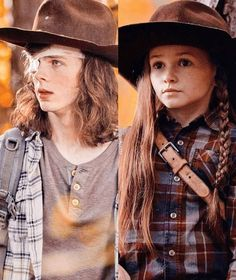 Carl Grimes n Judith Grimes Zombies The Walking Dead, Memes The Walking Dead, Carl The Walking Dead, The Walk Dead, Walking Dead Tv Series, Walking Dead Funny, Fear The Walking, Walking Dead Season, Carl Grimes