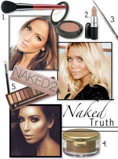 bronze-neutral-nude-makeup-trend