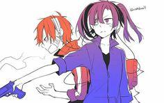 Takane y Shintaro