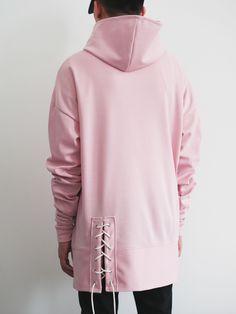 Image of Dusty pink hoodie