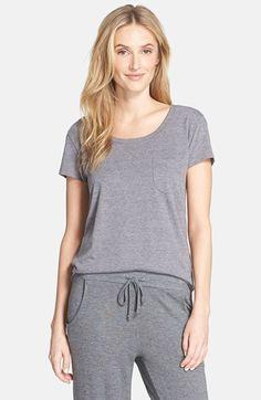 Women's Nordstrom Short Sleeve Scoop Neck Tee