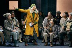 Les Sopranos, Rehearsal Room, Lars Von Trier, Richard Wagner, Flying Dutchman, Chor, Triomphe, Drame, At Last