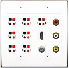 Marvelous 37 Best 2 Gang Custom Wall Plates By Riteav Images Custom Wall Wiring 101 Swasaxxcnl