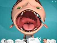 Teach your kids all the bad things that happen to their teeth if they don't brush properly!  $5 app free for a limited time.