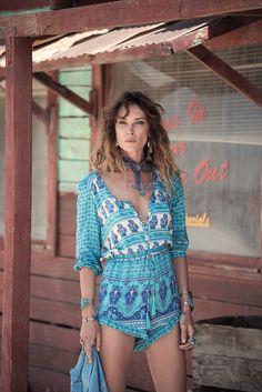 ╰☆╮Boho chic bohemian boho style hippy hippie chic bohème vibe gypsy fashion indie folk the 70s . ╰☆╮ Sunset Road | Spell Designs