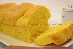 Pão de abóbora | Receitas e Temperos