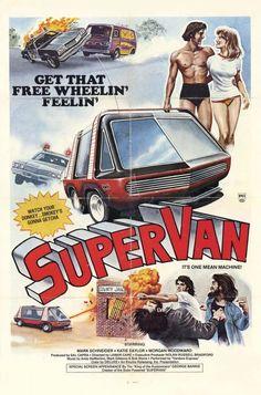 rollinheavy:    SuperrVan, Get That Freewheelin' Feelin'