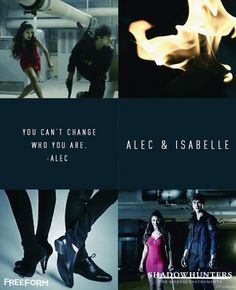 The Lightwoods #Shadowhunters