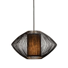 Black Holm Pendant Lamp