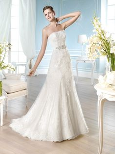 HAIMM / Wedding Dresses / Glamour 2014 Collection / San Patrick