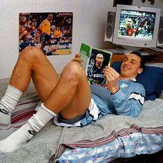 Zlatan's first love :$ #zlatan #ronaldo #daretozlatan #football