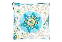 Petals 26x26 Outdoor Pillow by Jiti | One Kings Lane