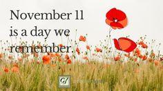 CD3 - PrettySmartHomes - Remembrance Day