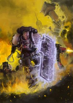 Collection of artwork about Warhammer Warhammer 40k Art, Warhammer Fantasy, Warhammer Deathwatch, Fantasy Battle, Fantasy Art, Space Wolves, Starcraft, Geek Art, Space Marine