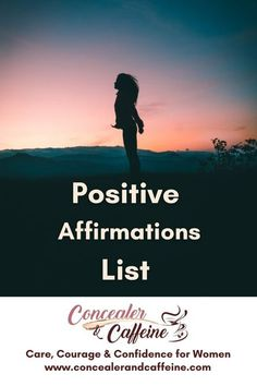 Make Your List And Check It Twice! Start your list TODAY! #care #courage #confidence