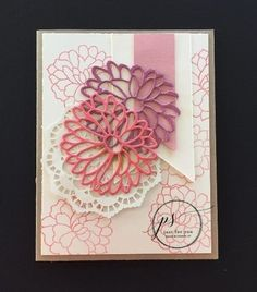 What happens when you craft using a beautiful doily