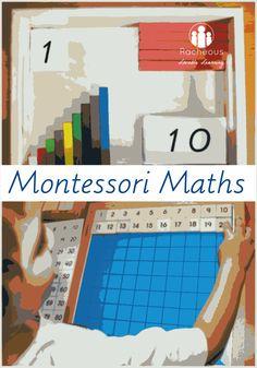Montessori Maths Preschool - Racheous - Lovable Learning