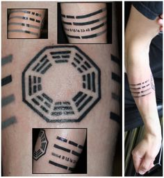 i ching | tattoos | Pinterest | I Ching